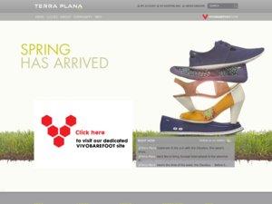 Terraplana website