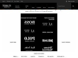 Tessuti website