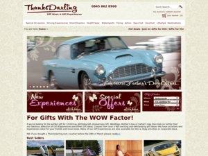 ThanksDarling website