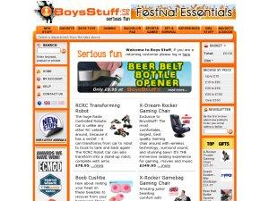 The Dog House website