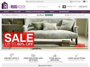 The Rug House website