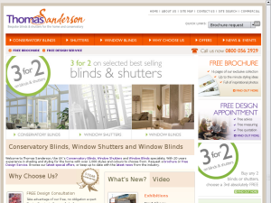 Thomas Sanderson website