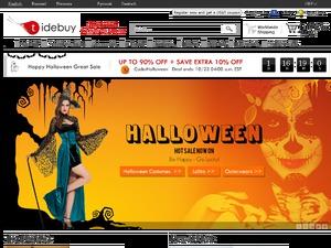 Tidebuy International website