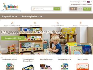 Tidy Books website