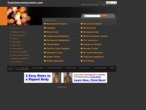 Tootsies website