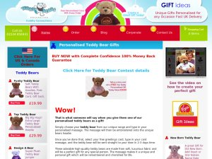 Top Teddy website