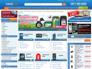 Total PDA website