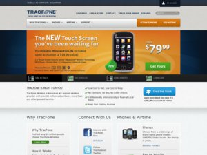 Tracfone website