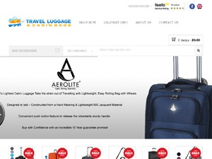 Luggage Travel Bags website