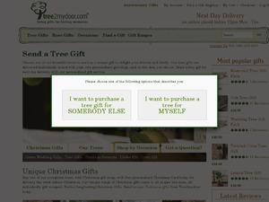 Tree2mydoor website
