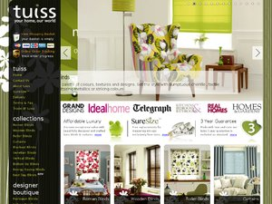 Blinds by tuiss website