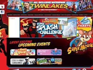Twinlakes website