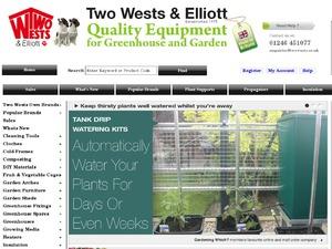 Two Wests & Elliott website