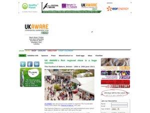 UK AWARE website