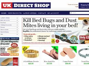 UK Direct Shop website