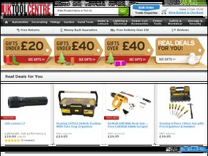 UK Tool Centre website