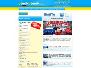 ulookubook website