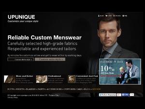 Upunique website