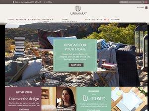 Urbanara website