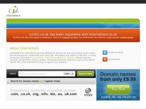 Urchin website