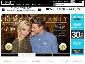 USC website