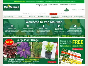 Van Meuwen website