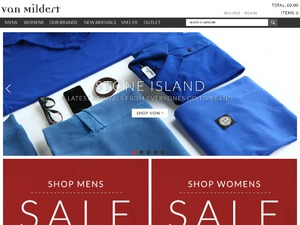Van Mildert website