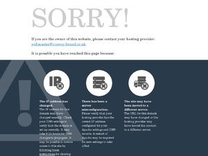 Luxury Goods website