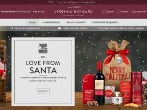 Virginia Hayward website