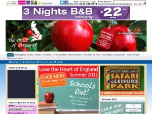 Visit The Heart website