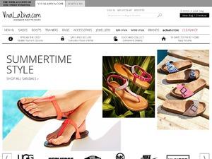 Viva La Diva website