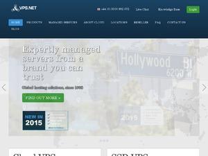 VPS website