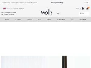Wallis website