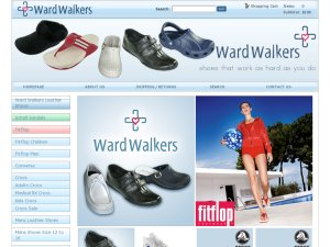 WardWalkers website