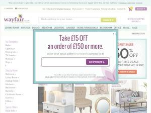 wayfair uk discount voucher codes 2018 for. Black Bedroom Furniture Sets. Home Design Ideas