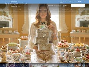 Waterford Wedgwood website