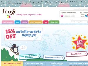 Frugi website