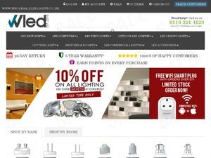 Wholesale LED Lights website