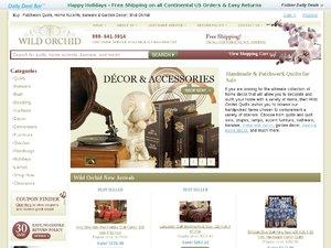 Wild Orchid website