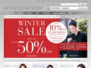 Windsmoor website