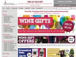 WineGifts4U website