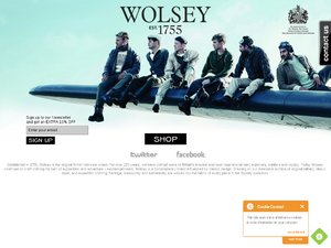 Wolsey website