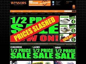 Wynsors website