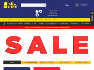 Yellow Bulldog website
