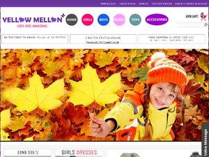 Yellow Mellon website