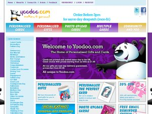 Yoodoo.com website