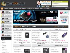ZoomBits website
