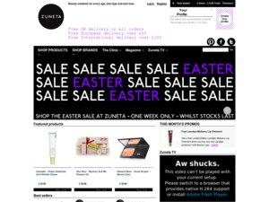 Zuneta Ltd website
